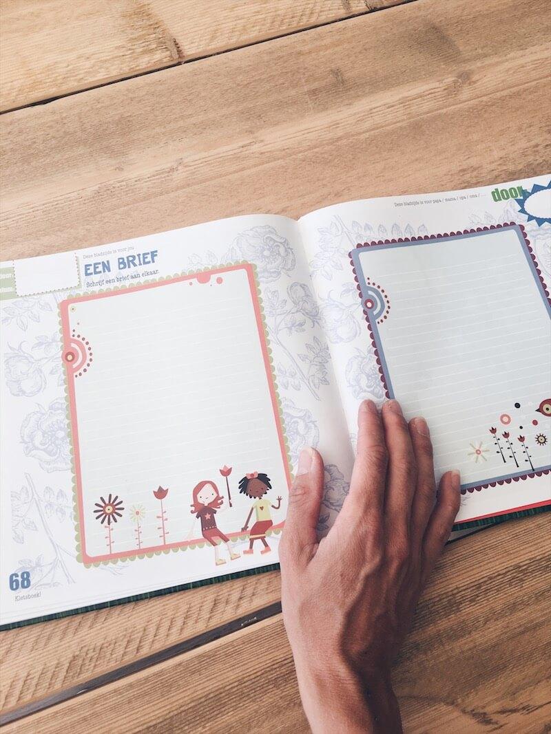 kletsboek - unicorns & fairytales