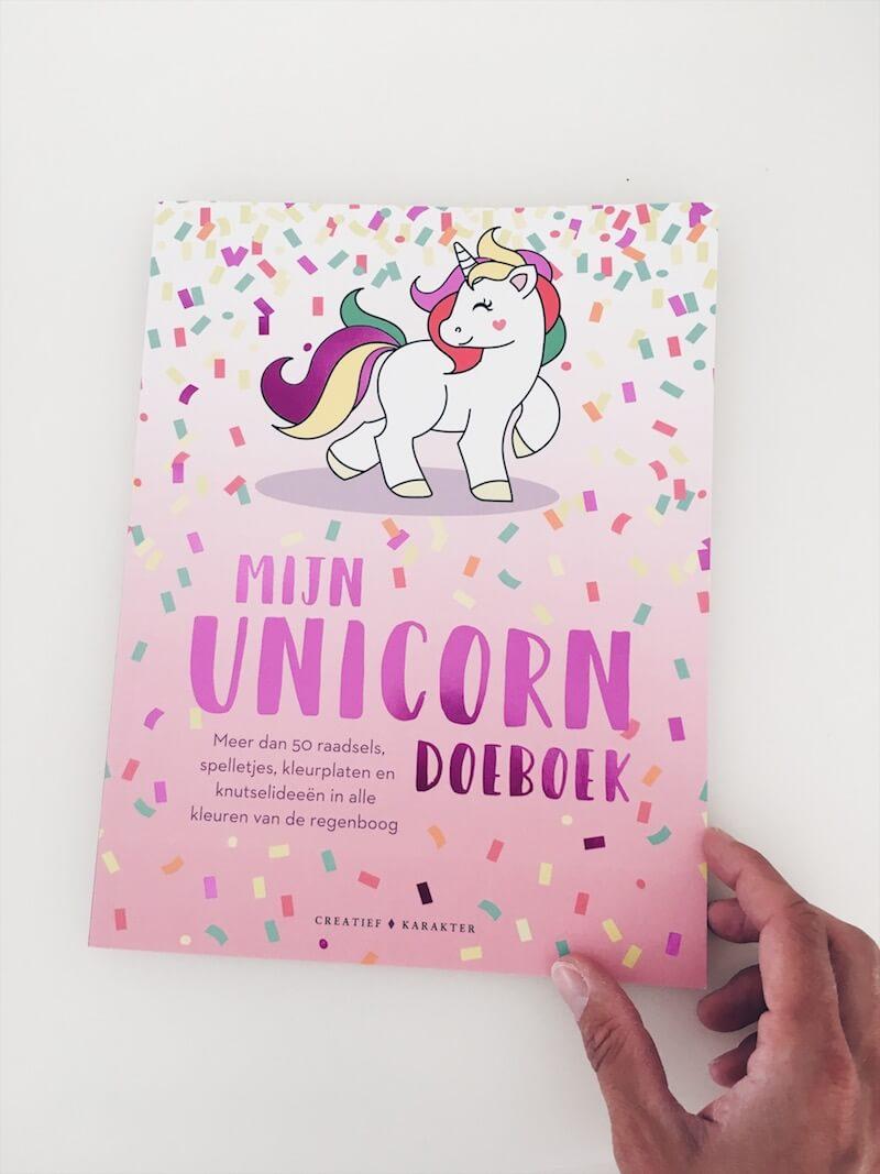 kinderboeken vakantie - unicorns & fairytales