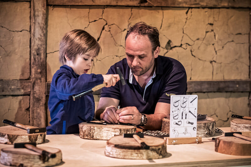 atelierschuur 2 - Zomervakantie tip voor ontdekkers: wonderweekend en Zomerfestival in Bokrijk + WIN