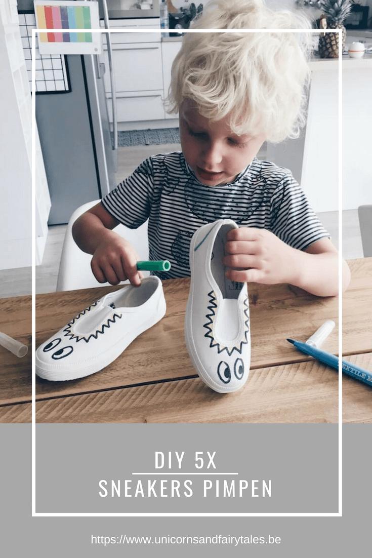 20x originele 8 2 - 5 leuke manieren om je sneakers (of turnpantoffels) te pimpen