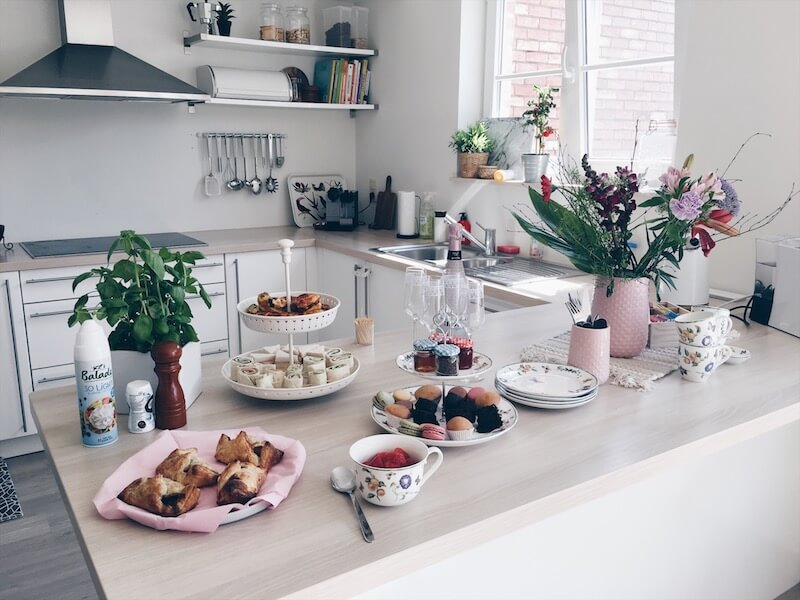 high tea organiseren - unicorns & fairytales