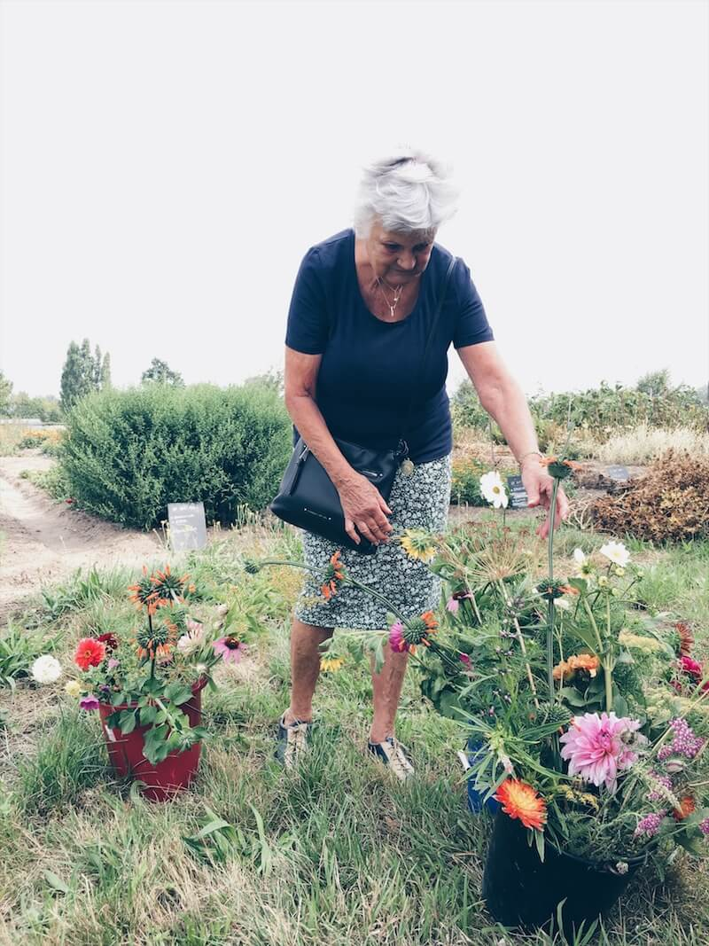 BC68D18F D0ED 420B ACDC BE85AD107CCD - Wij gingen zelf onze bloemen plukken op moederdag