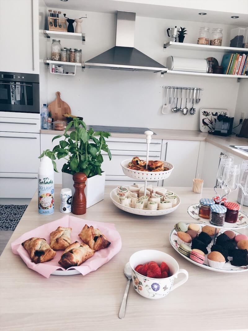 high tea organiseren - unicorns & fairytales