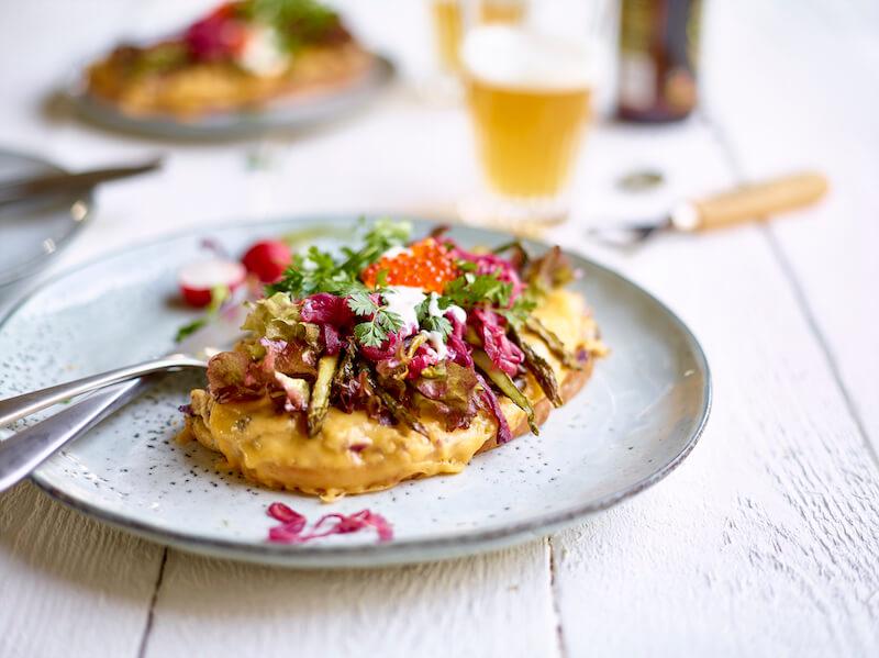 DagnyRos 1 - Zeg vaarwel aan saai broodbeleg! 5x Scandinavische tips