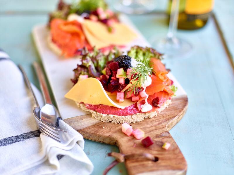 DagnyRos 10 - Zeg vaarwel aan saai broodbeleg! 5x Scandinavische tips