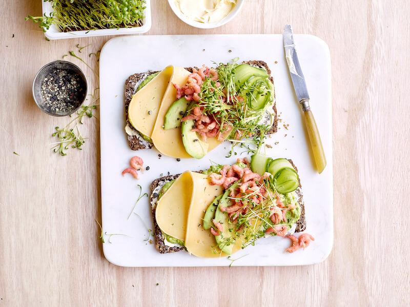 DagnyRos 2 - Zeg vaarwel aan saai broodbeleg! 5x Scandinavische tips