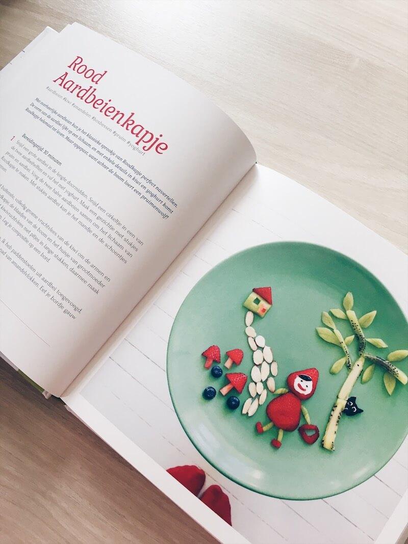 kidsfood art - unicorns & fairytales