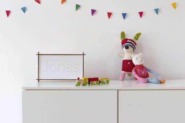 Houten Letters Kinderkamer : Houten kinderkamer decoratie ideetjes unicorns fairytales