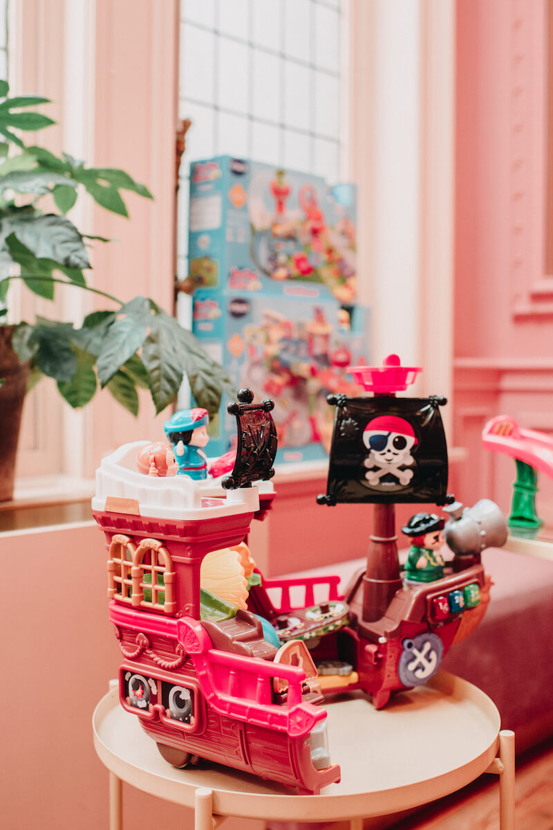 Vtech Antwerpen MelissaMilis 13 - Diary 117 // speelgoed ontdekken op heel bijzondere plekjes