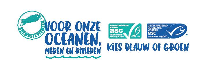 bewuste visweek logo horizontal blauw - Waarom ik vanaf nu enkel nog duurzame vis koop en jij dat ook zou moeten doen...