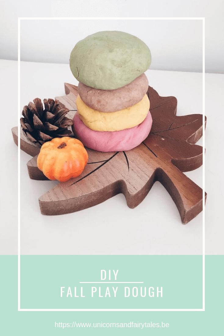 20x originele 11 - DIY // Herfst Play Dough Kit