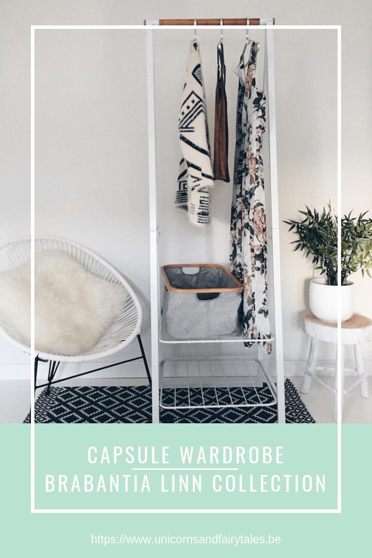 capsule wardrobe en ontspullen - unicorns & fairytales