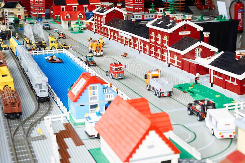 Lego treinen - unicorns & fairytales