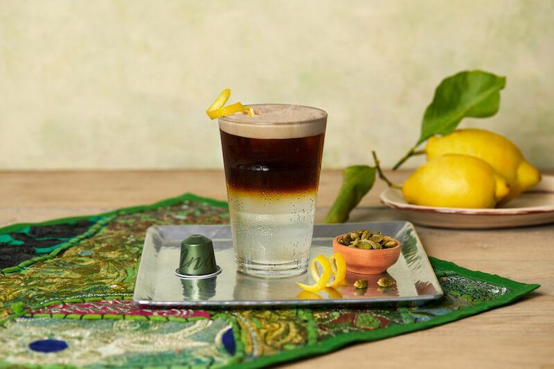 Nespresso MasterOrigin India FizzyIndia - Tip voor de feestdagen // 5x koffies in een ander jasje