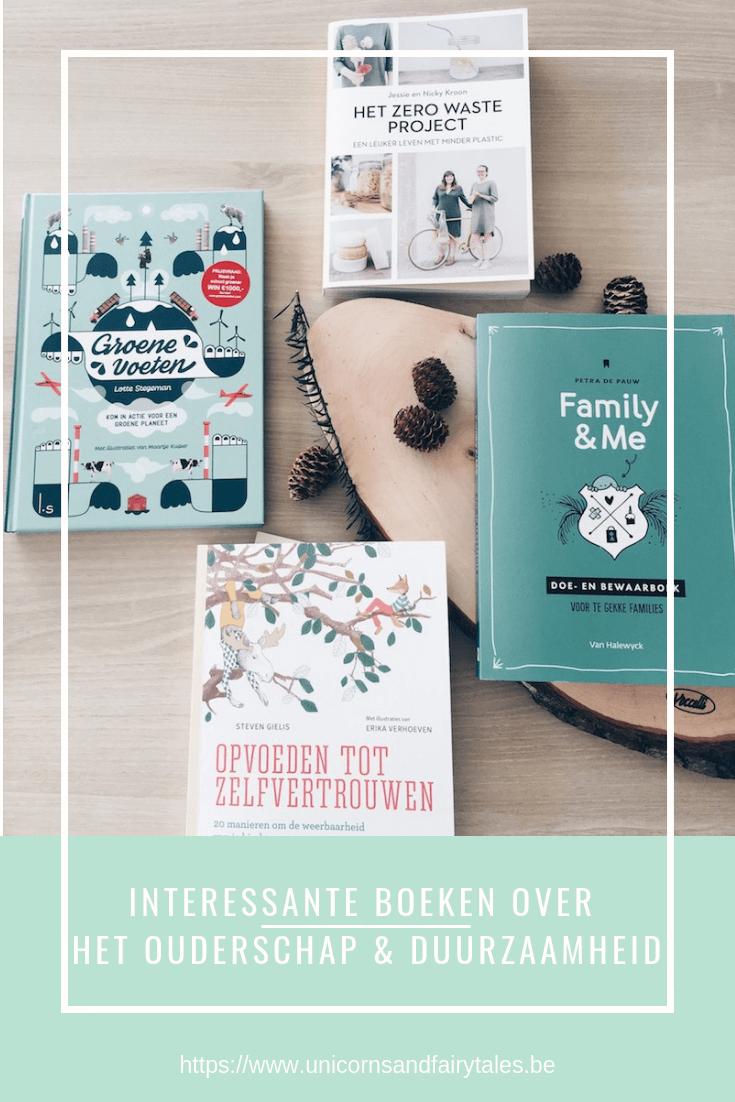 20x originele 40 - Interessante boeken over duurzaamheid en het ouderschap
