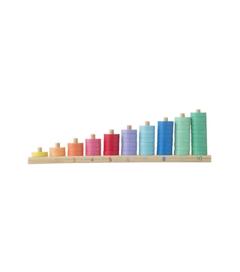 5m 115 x 4 x 40 15190030 pdpmain - Budgetvriendelijk houten speelgoed van Hema, de toppers