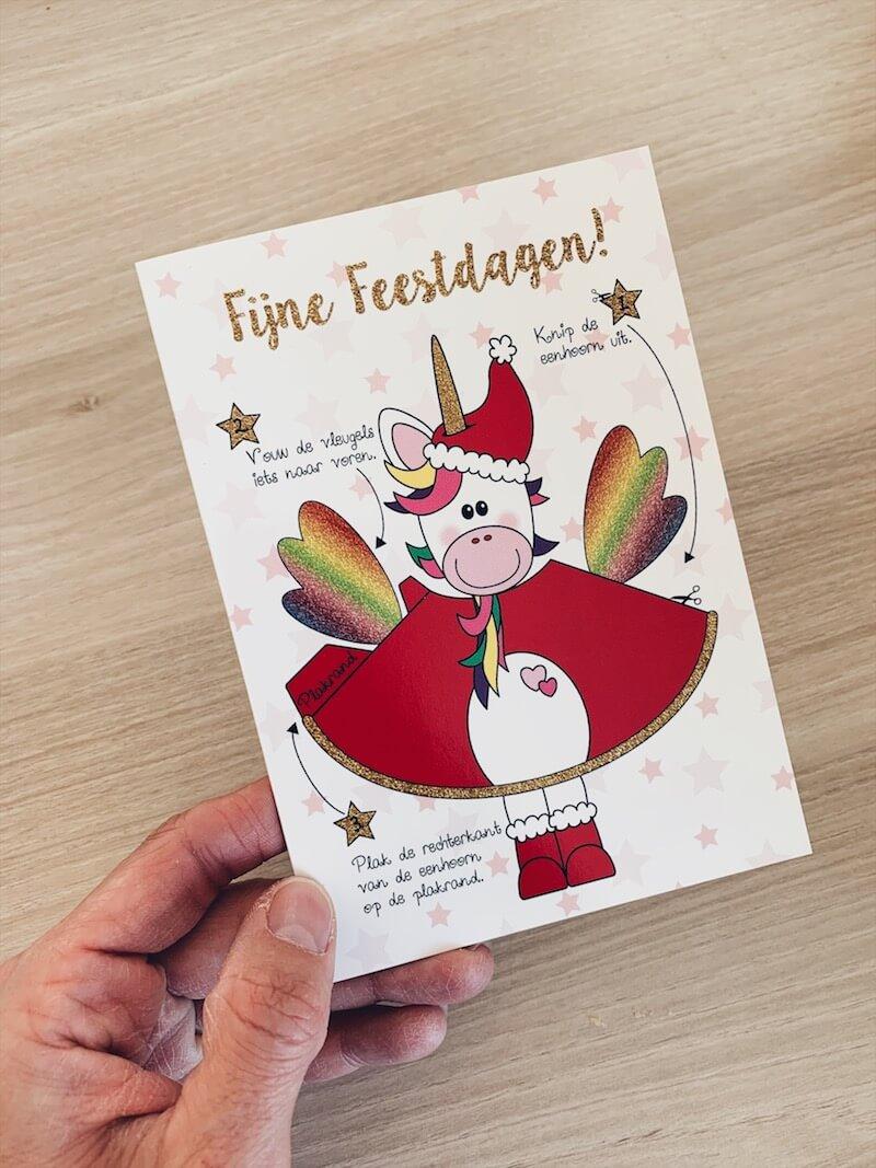 77013D97 998B 4EC2 8C9A 147D9F9C9821 - Wij maken een kerst -en verjaardagskaart in één...