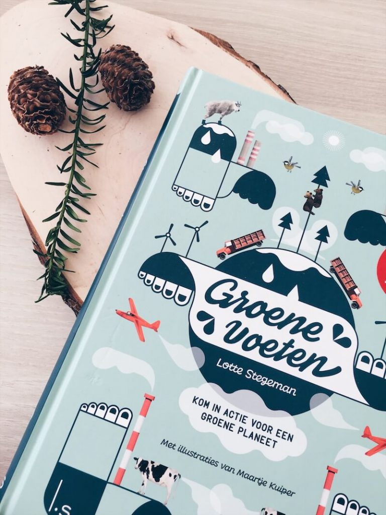 boek over het klimaat - unicorns & fairytales