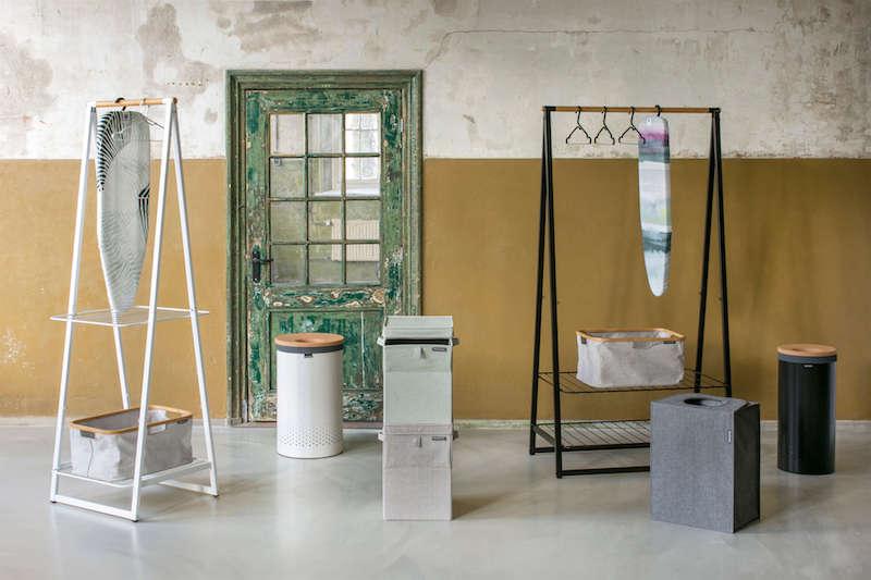 Press room 2 - Win het mooie kledingrek van de Brabantia Linn collectie