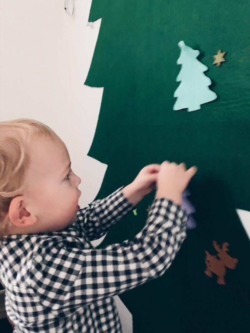 4E564645 818A 4D94 899B F43717571DFF - DIY // Vilten kerstboom en 10 leuke leerrijke activiteiten