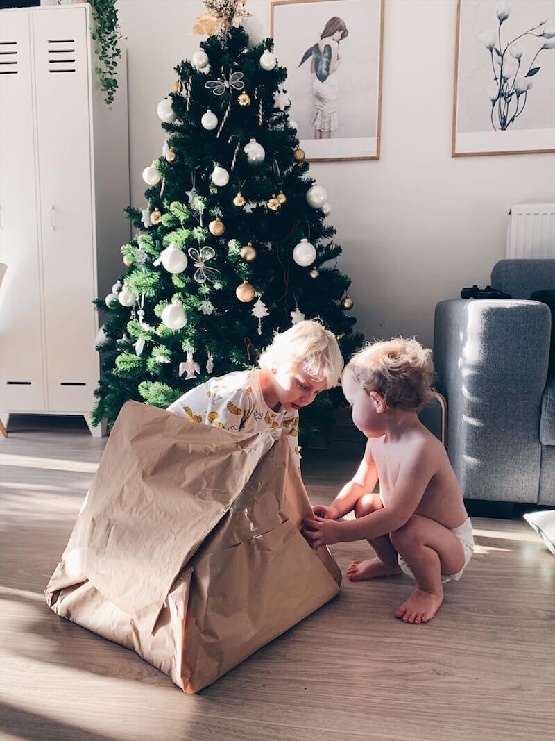 kerstkindje vieren - unicorns & fairytales