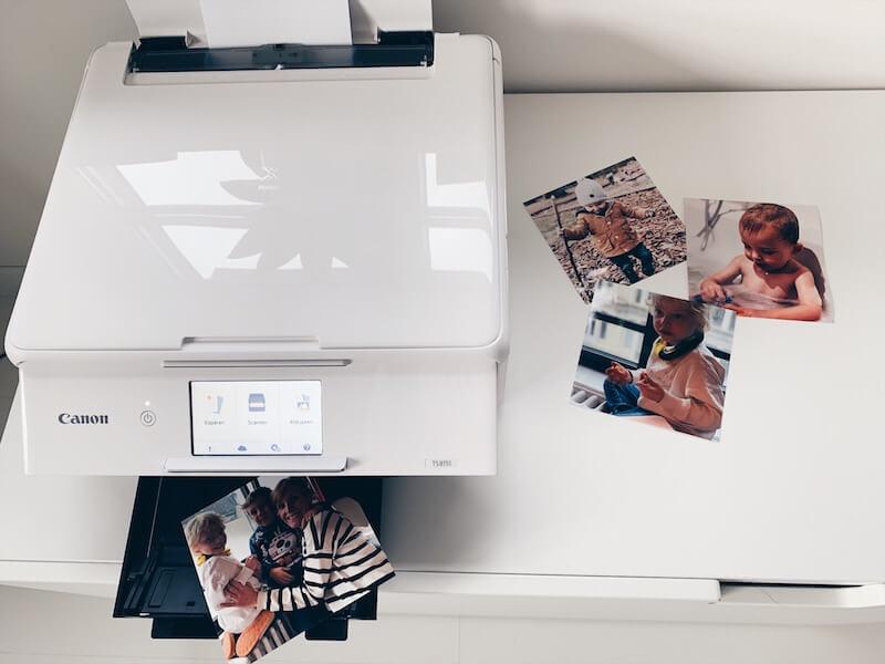 foto printer - unicorns & fairytales