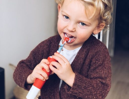 tips bij tanden poetsen met kinderen - unicorns & fairytales