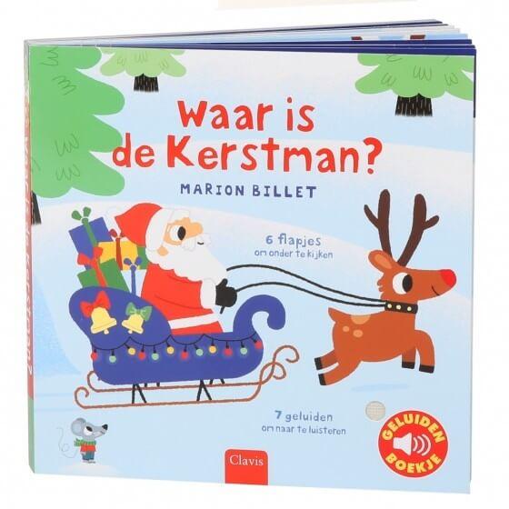waar is de kerstman 2 - Helemaal in kerstsfeer met deze leuke kinderboeken voor groot en klein