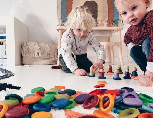 sensopatisch spelen met kinderen - unicornis & fairytales