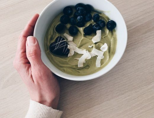 matcha nicecream - unicorns & fairytales