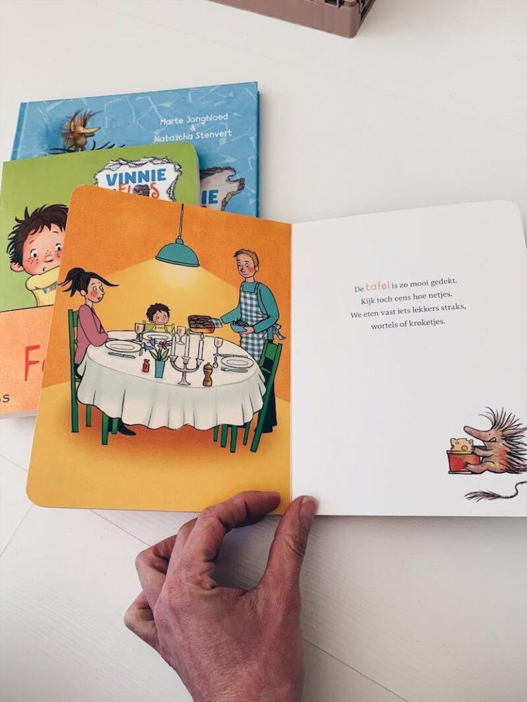 boeken thema vriendschap - unicornis & fairytales