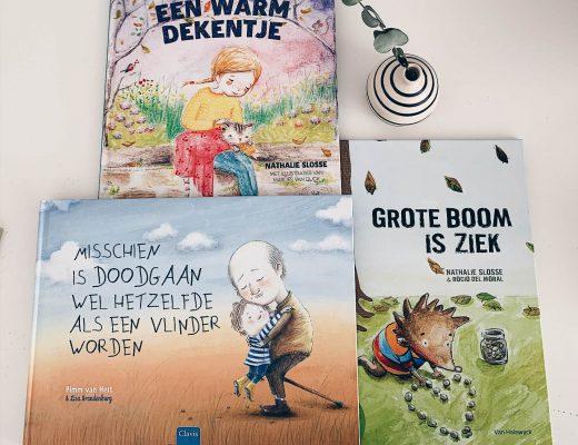 prentenboeken over ziekte en dood - unicorns & fairytales