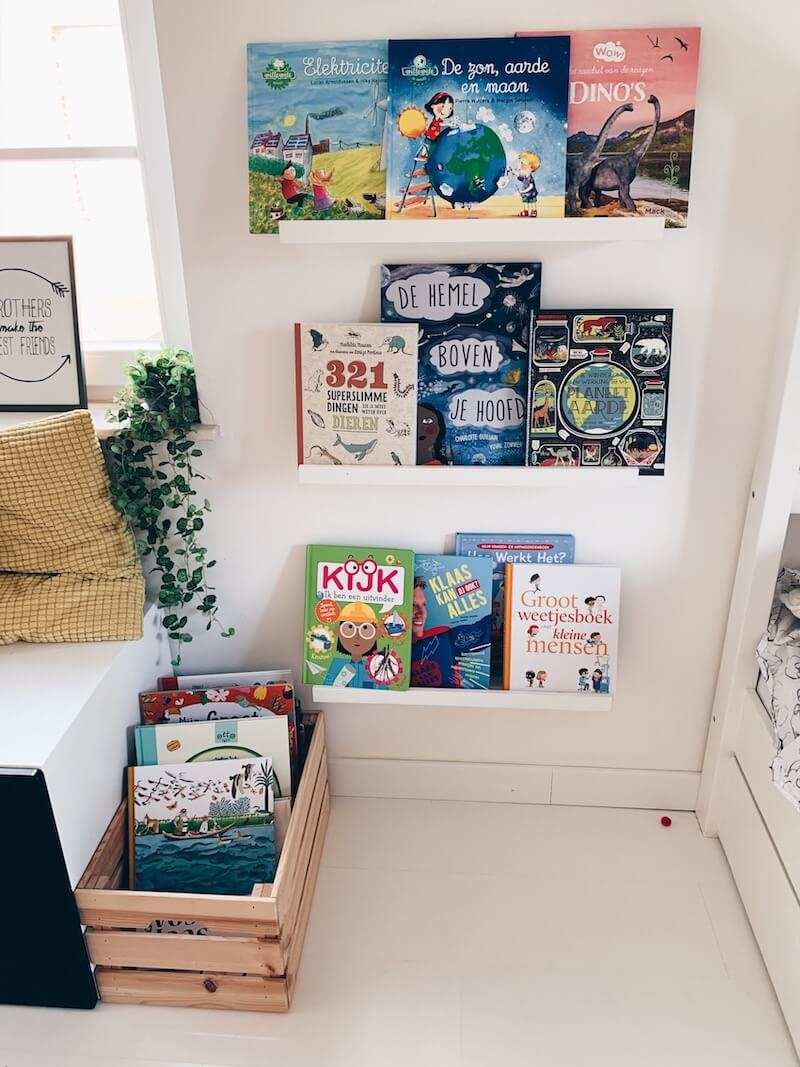 weetjesboeken voor kinderen - unicorns & fairytales