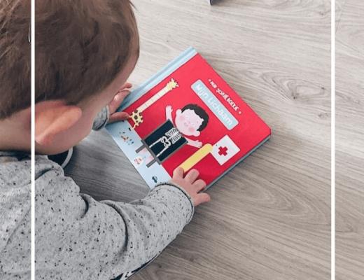 kartonboekjes en schuifboekjes voor kinderen - unicorns & fairytales