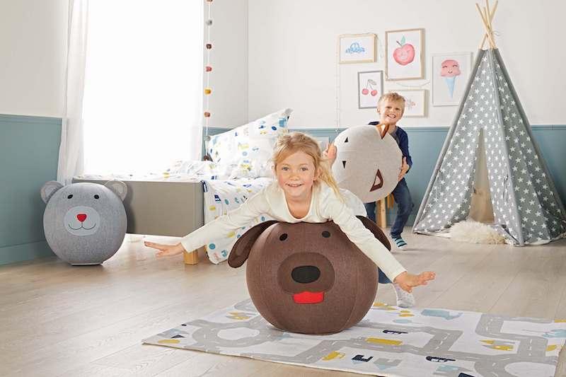 307189 Sfeerfoto - Budgetvriendelijke kinderkamer musthaves met Scandinavische looks