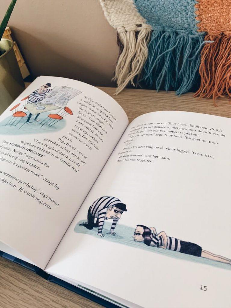 kinderboekenseries - unicorns & fairytales