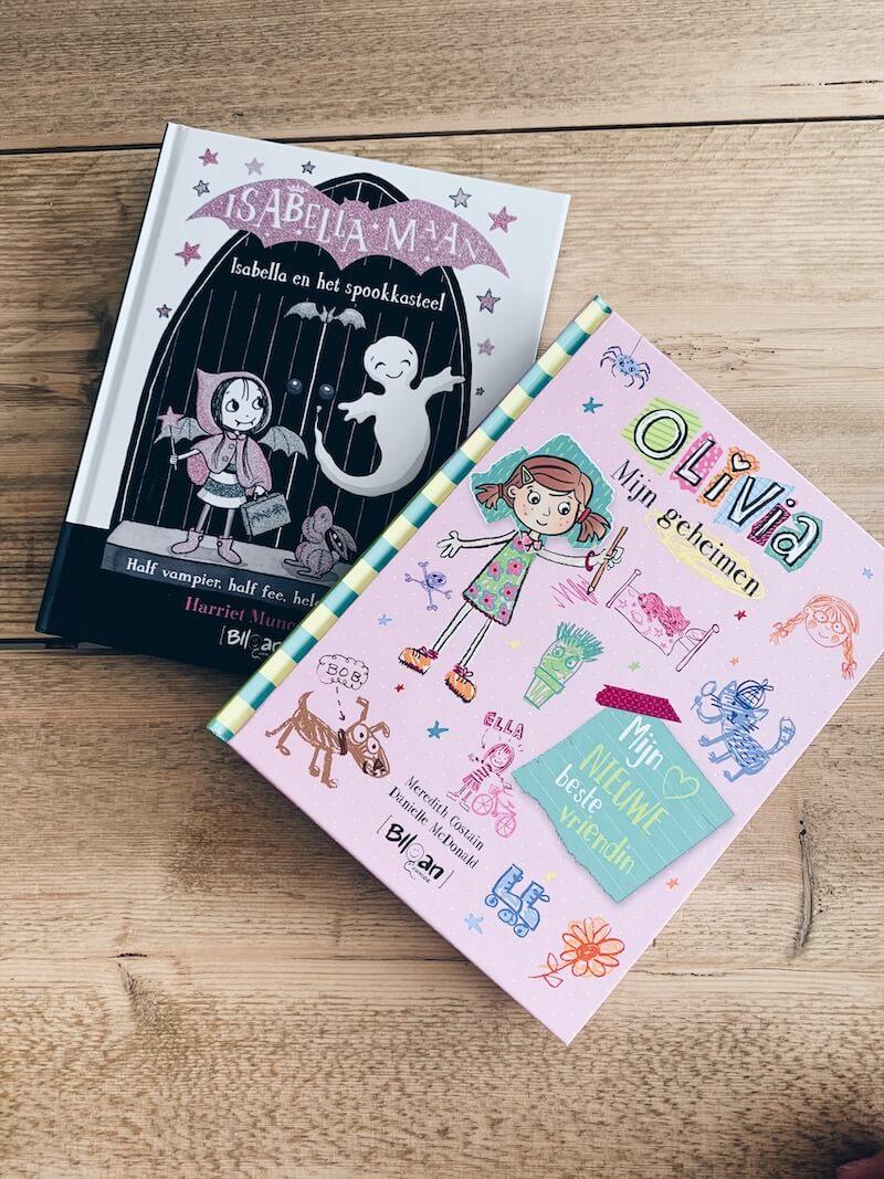 boeken voor meisjes - unicornis & fairytales