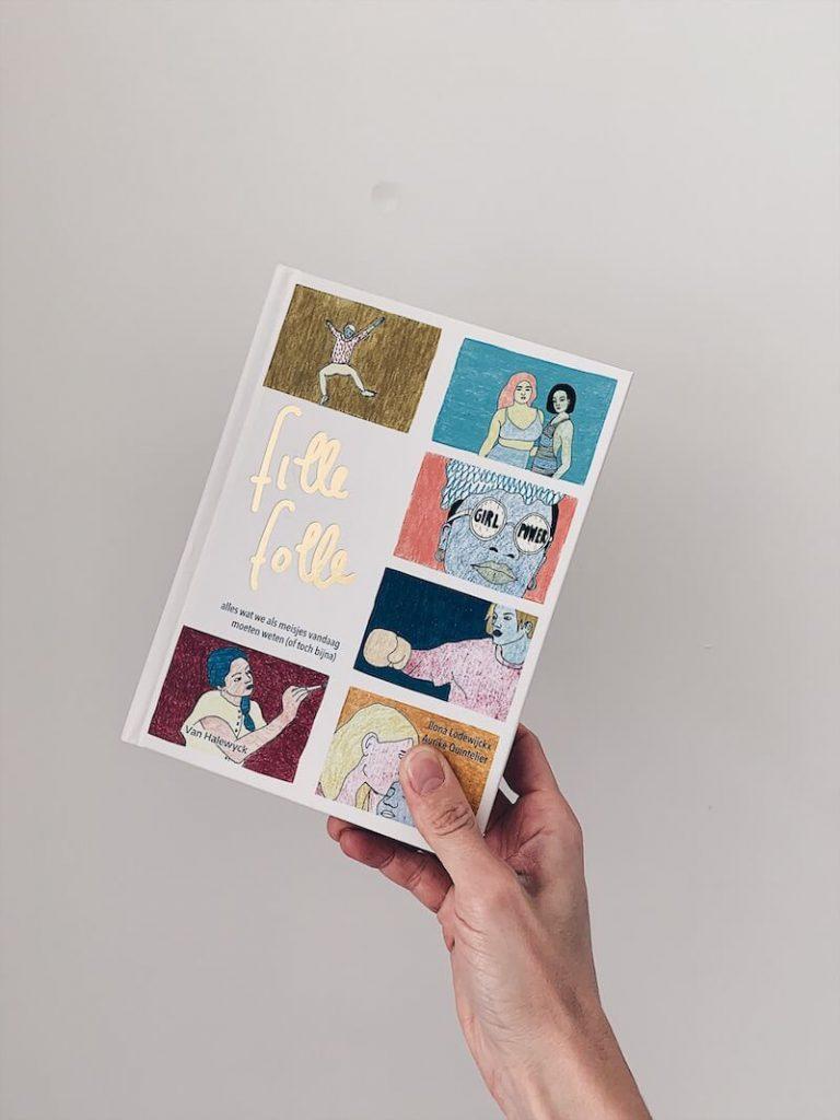 600FA021 4EB5 4533 B558 20C9A8C0F419 768x1024 - Leuke boeken voor grote en kleine meisjes! & WIN