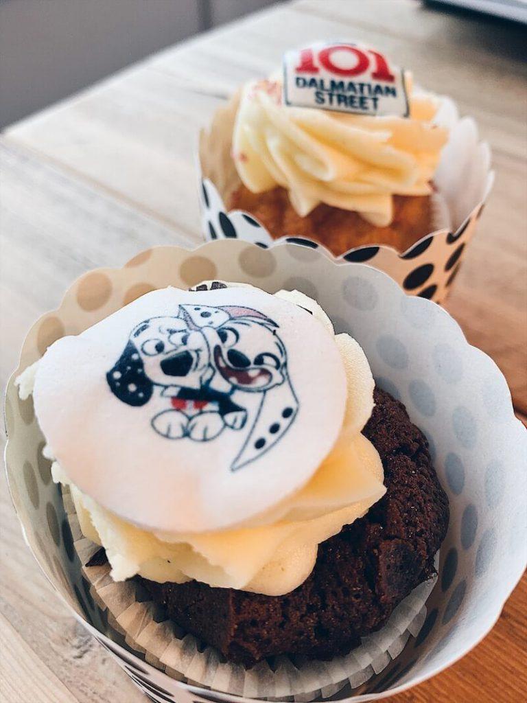 Disney cup cakes - unicorns & fairytales