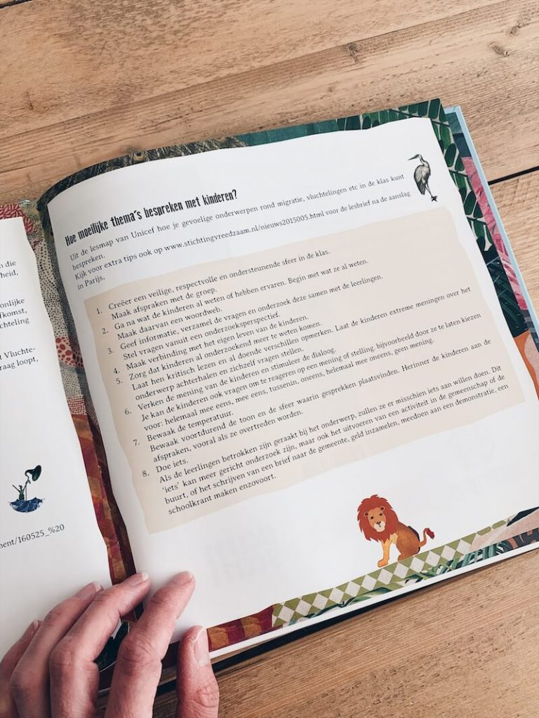 tips om moeilijke thema's bespreekbaar te maken in de klas - unicornis & fairytales
