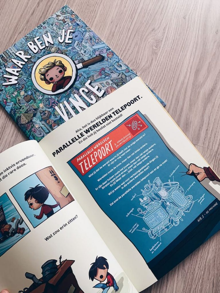 gepersonaliseerde zoekboeken - unicorns & fairytales