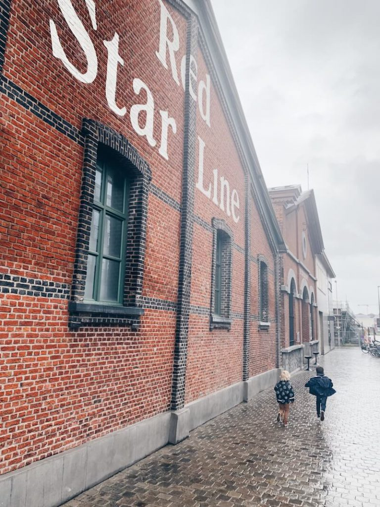red star line museum met kinderen - unicorns & fairytales