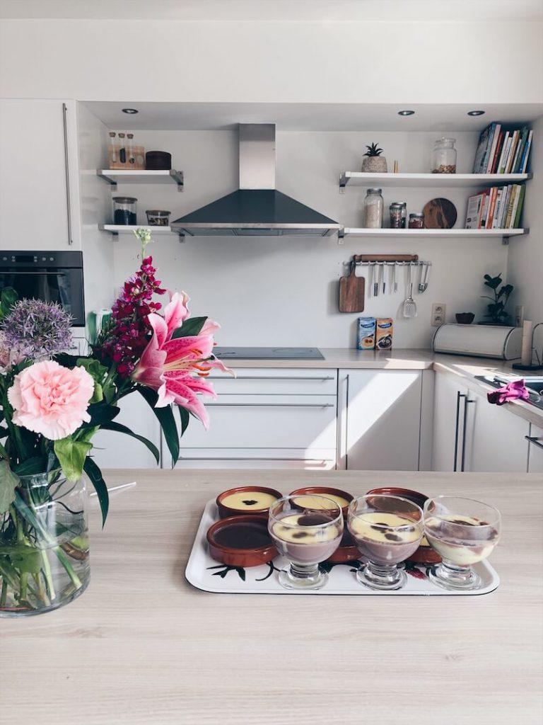 vlekjes pudding maken - unicorns & fairytales