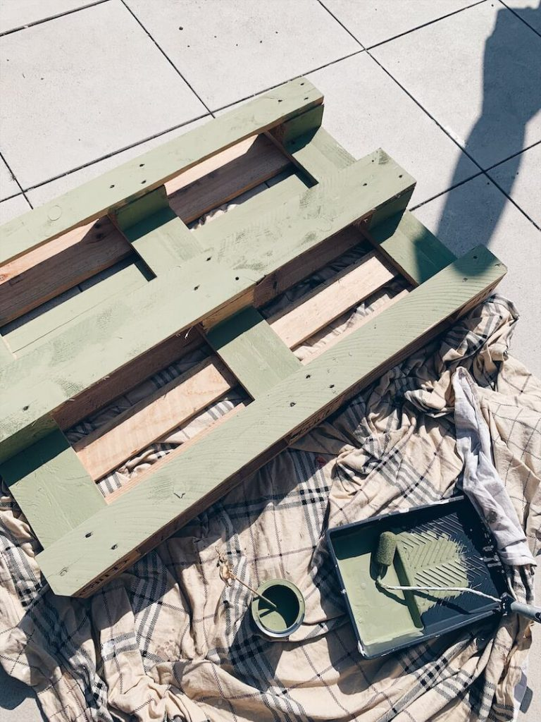 74171E48 8D27 4F46 AC76 194DA2FF4C9C 768x1024 - DIY // Kruidentuin maken van een pallet
