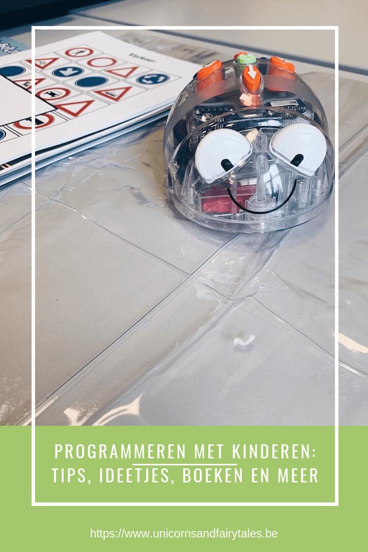 programmeren met kinderen - unicorns & fairytales