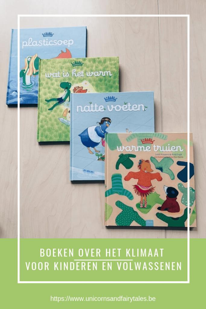 boeken over het klimaat - unicorns & fairytales