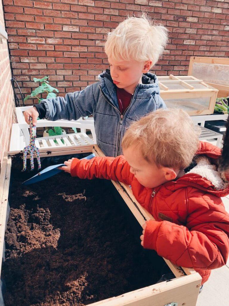 327706E2 6A98 4994 8B7C 4E5A9FA1773D 768x1024 - 10 tips en ideetjes bij het beginnen van een moestuin met kinderen
