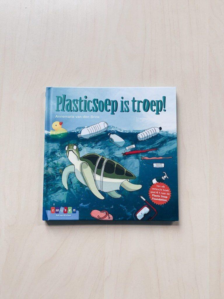 plastic soep boek voor kinderen