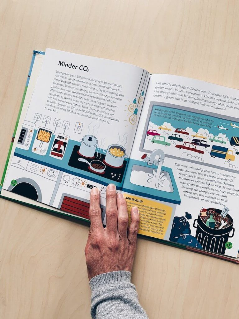 B1B5D34D B538 4A7C 96E4 F59CC21B4B8B 768x1024 - Met deze boeken leren kinderen (en jij ook) wat nou klimaatverandering is en wat we kunnen doen....
