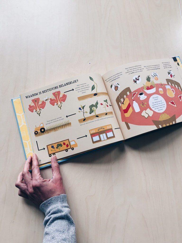 FE584EBE AE3D 4025 A1CB 9D0A454020B5 768x1024 - Met deze boeken leren kinderen (en jij ook) wat nou klimaatverandering is en wat we kunnen doen....